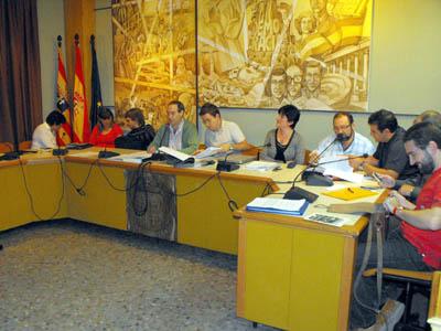 La oposición de Alcorisa presenta la esperada moción de censura