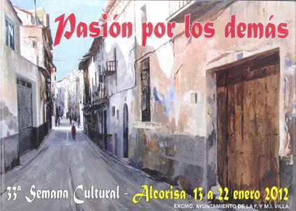 Semana Cultural Alcorisa 2012