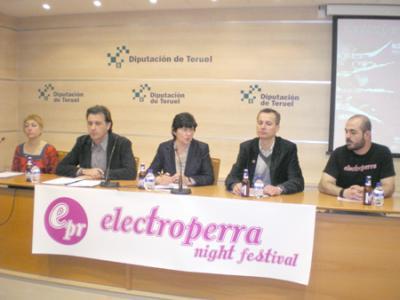 Fangoria abanderará el 'Electroperra Night Festival' de Alcorisa