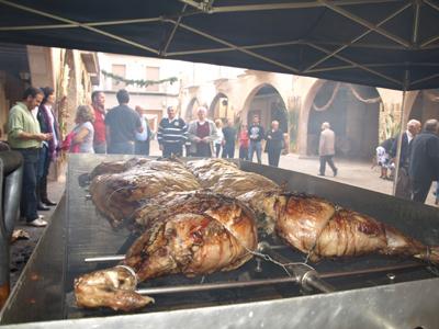 Gran participación en el primer fin de semana de la Fiesta de la Villa