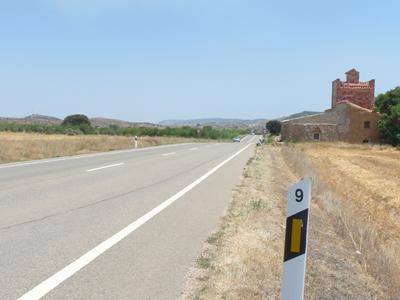 Adjudicado el proyecto de variante norte de Alcorisa por 545.000 euros