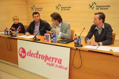 Electroperra se consolida como un referente musical en su género