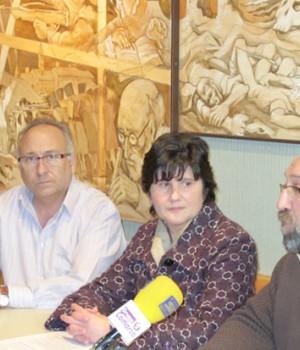 Convenio de 6.000 euros para los empresarios de Alcorisa